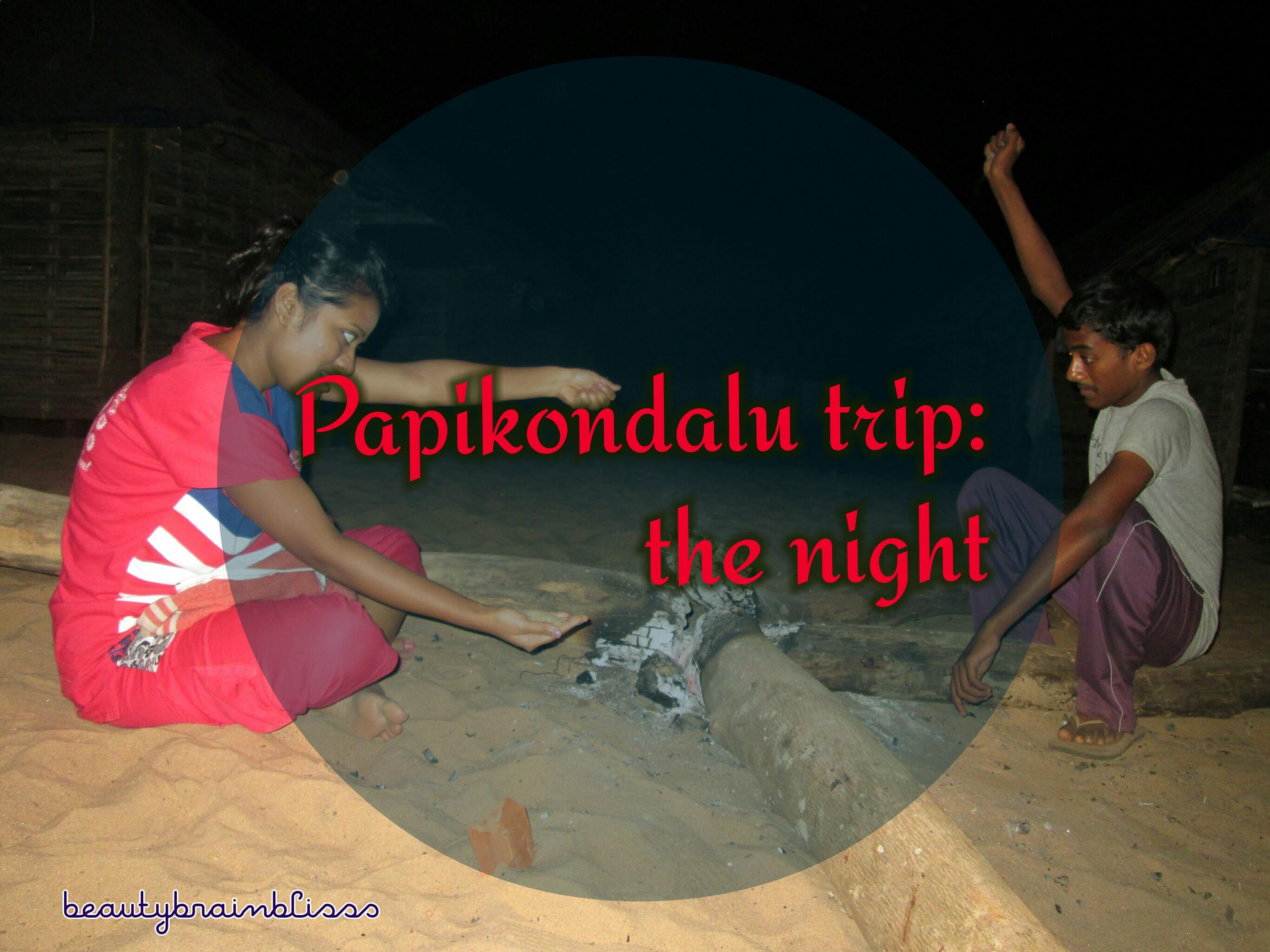 night-cozy-hut-papikondalu-trip