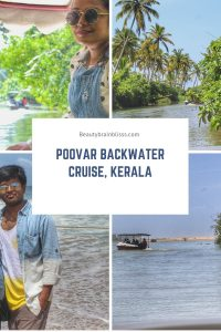 Poovar island is situated amidst the backwaters of river Neyyar, Kerala